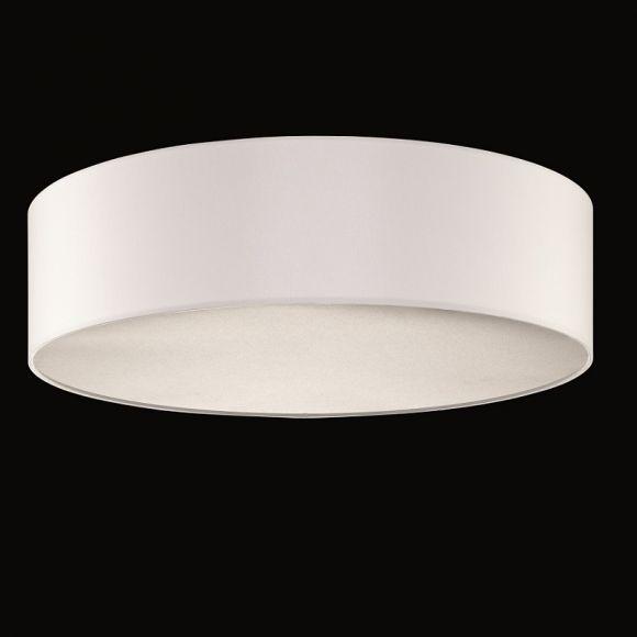 lampenschirm chintz stoff weiss 50 cm wohnlicht. Black Bedroom Furniture Sets. Home Design Ideas