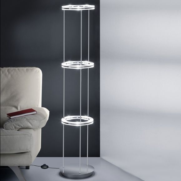 moderne stehlampen led stehlampen modern designer. Black Bedroom Furniture Sets. Home Design Ideas