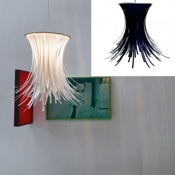 pendelleuchte bety 35cm kollektion lab in schwarz oder wei wohnlicht. Black Bedroom Furniture Sets. Home Design Ideas