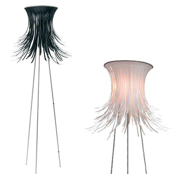 stehleuchte bety 65cm in schwarz oder wei wohnlicht. Black Bedroom Furniture Sets. Home Design Ideas