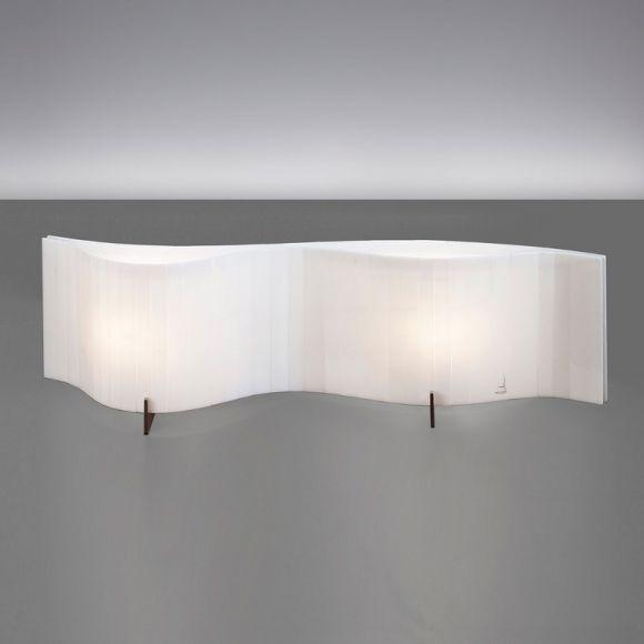 Tischleuchte Vento - Länge 58cm - verschiedene Farbkombinationen