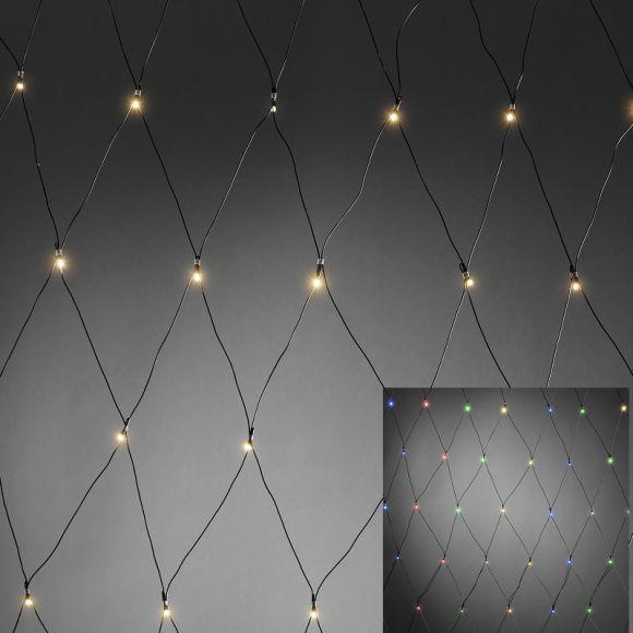 led lichternetz 240 dioden batteriebetrieben au en. Black Bedroom Furniture Sets. Home Design Ideas