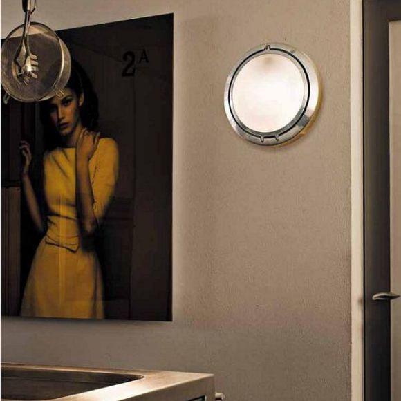 Luceplan Metropoli 56 cm - mit wabenartiges Prismenglas - verschiedene Oberflächen