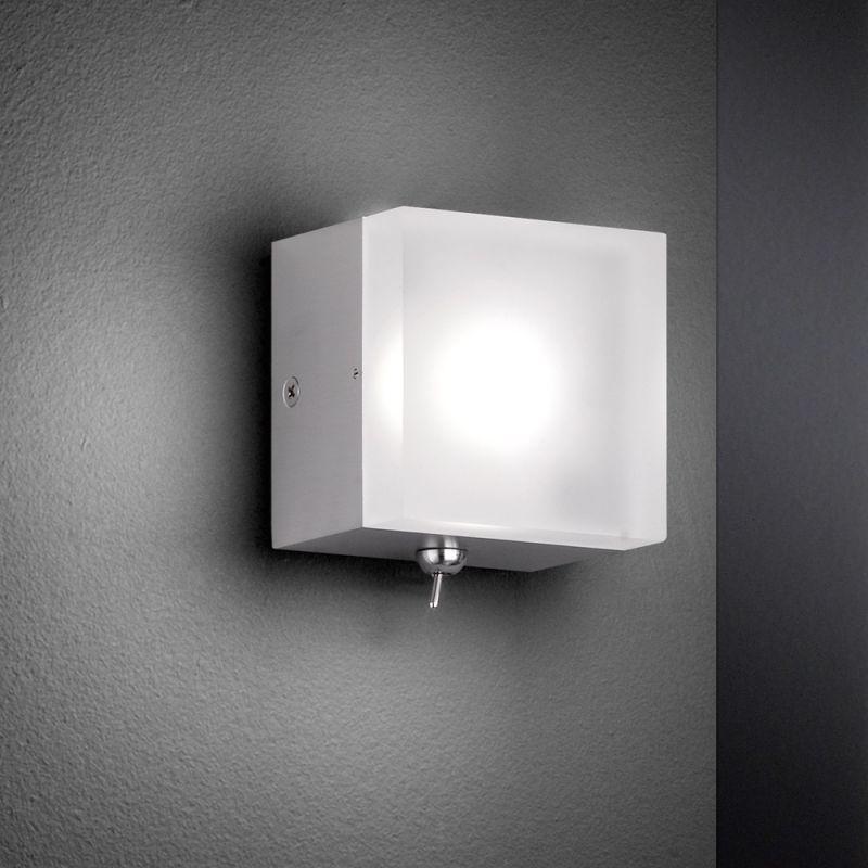 Fischer & Honsel GmbH LED-Wandleuchte Tetra Nic...