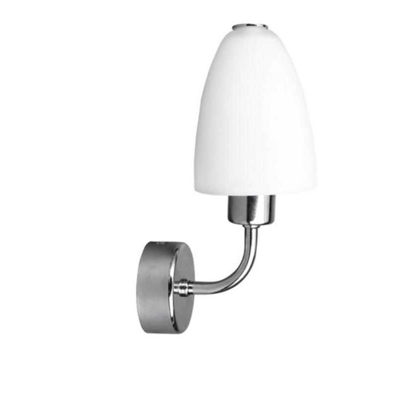 Spot-Light Badezimmer Leuchte Aquatic Glas und ...