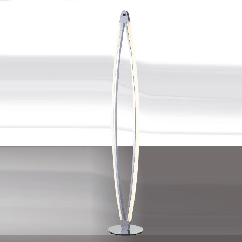 Esto LED Stehleuchte Harmonic mit Touchdimmer 7...