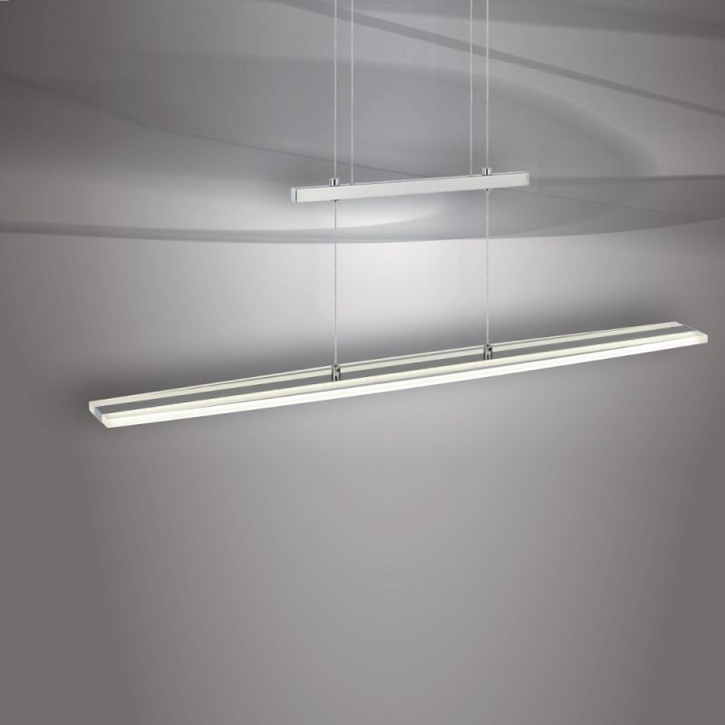Esto Höhenverstellbare LED-Leuchte Arion, Alumi...