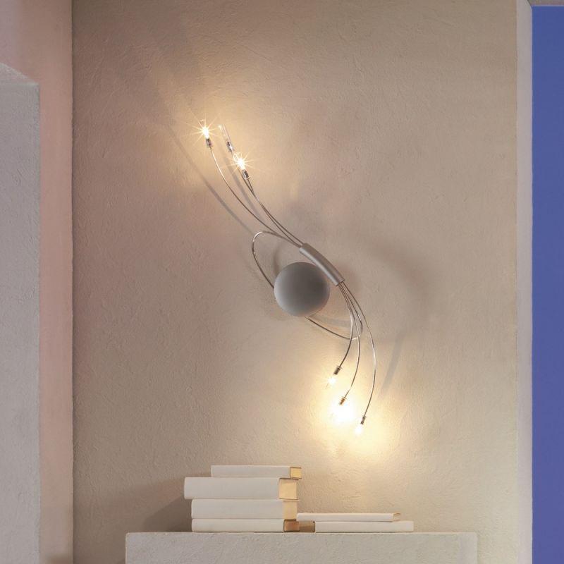 Escale Leuchten Design Wandleuchte Spin Design ...