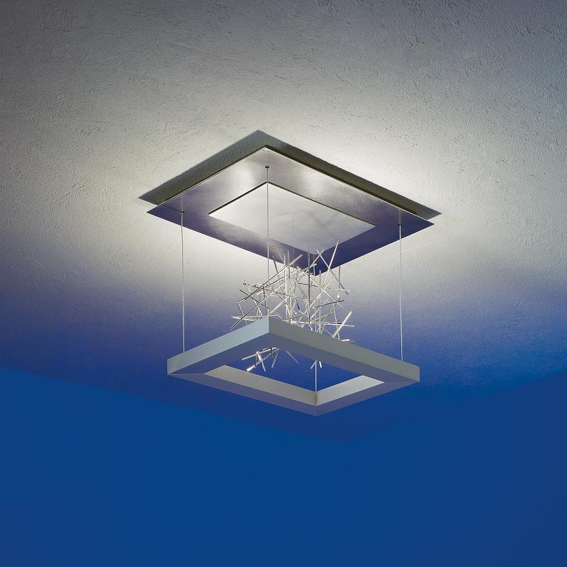 Escale Leuchten Escale Design Deckenleuchte Del...