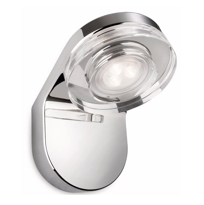 Philips LED - Wandleuchte- 1- flammig - Inklusi...