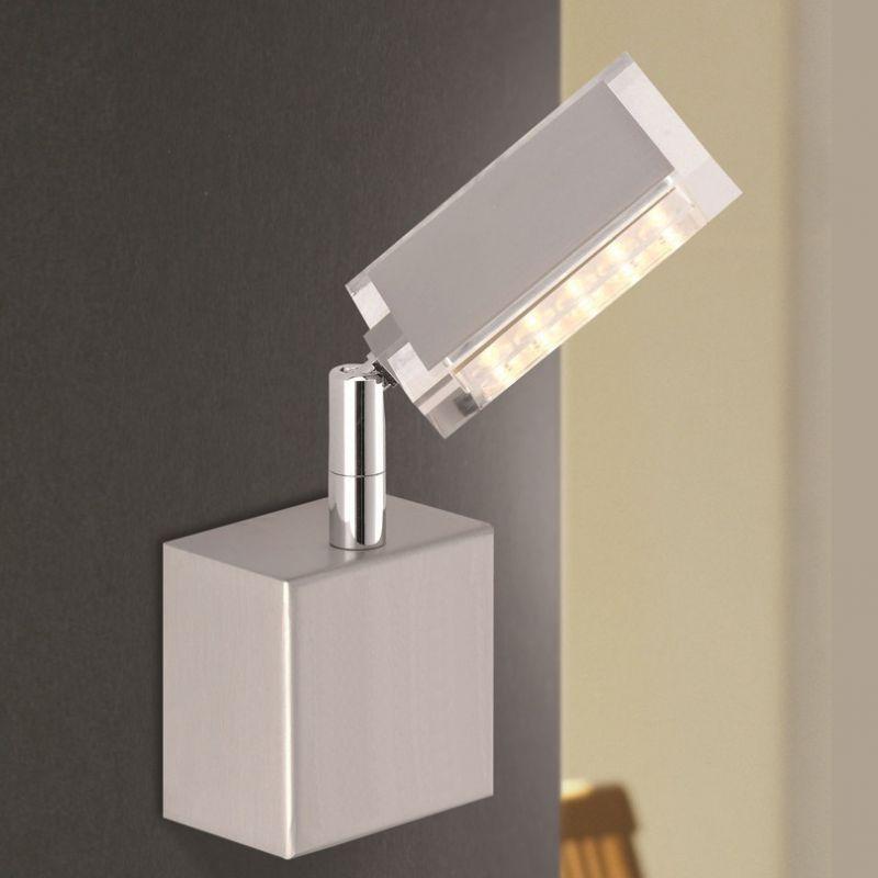 Paul Neuhaus Wandstrahler mit modernster LED-Technik - Inklusive High-Power LED - 1-flammig Futura 9135-55
