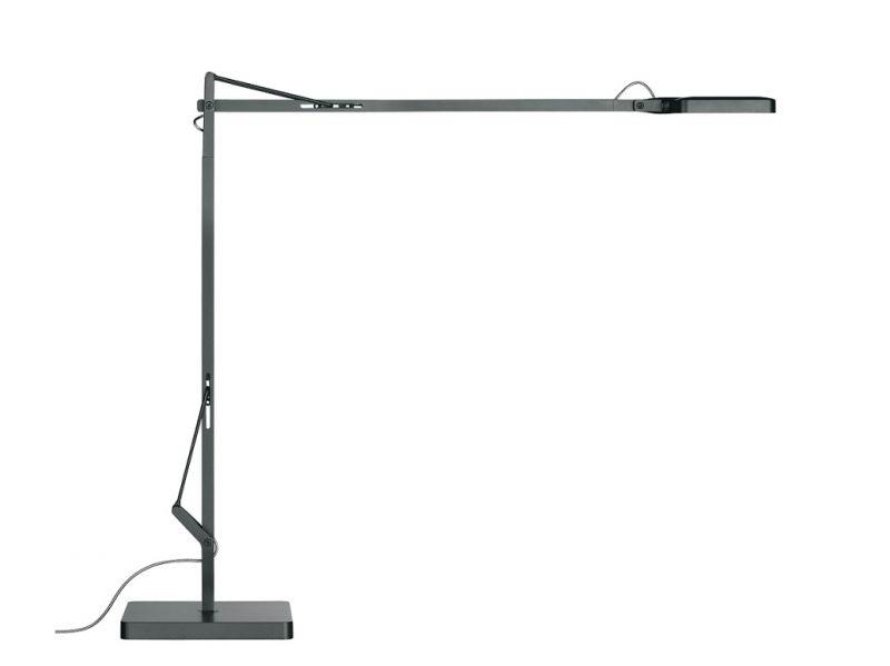 FLOS Design-LED-Schreibtischleuchte Kelvin, Ant...