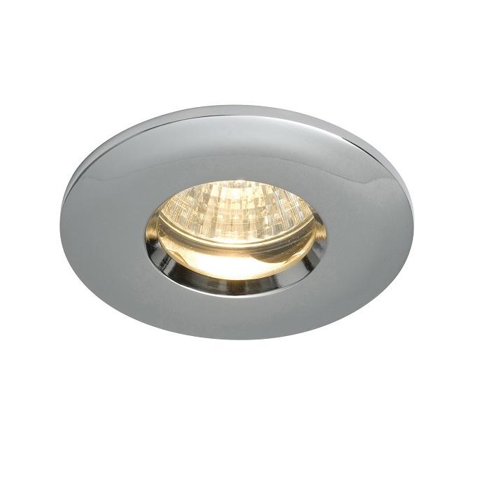 Leuchte Dusche Schutzart : BRILLIANT LEUCHTEN AG / BRE-Light Einbaustrahler in Chrom IP65 Chrom