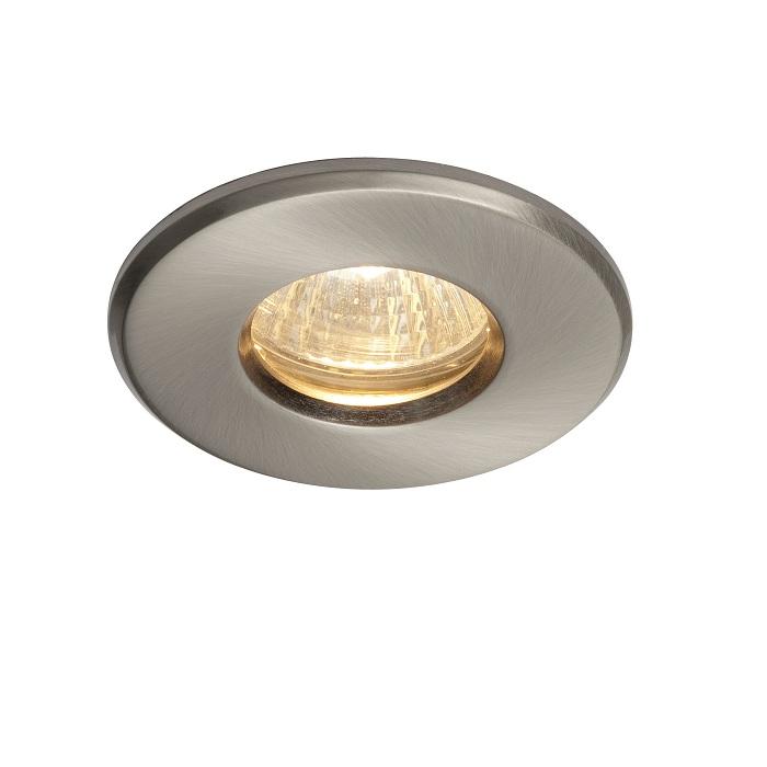 Leuchte Dusche Schutzart : BRILLIANT LEUCHTEN AG / BRE-Light Einbaustrahler in Nickel-satiniert