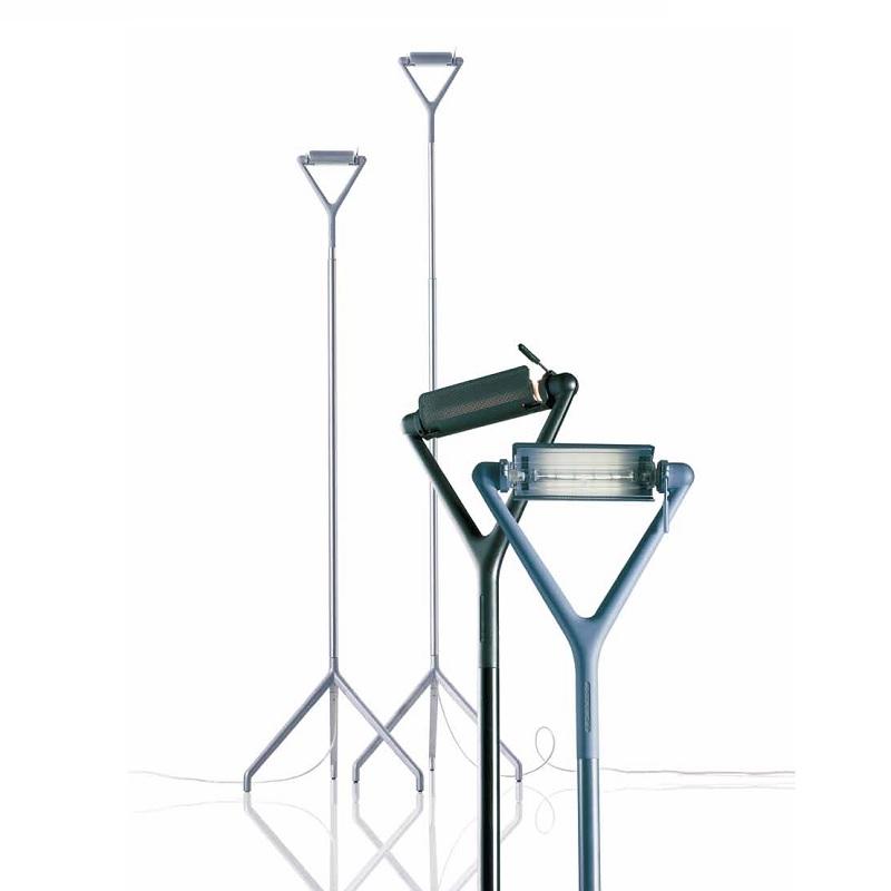 ergebnisse zu aluminiumfarben designer leuchten. Black Bedroom Furniture Sets. Home Design Ideas