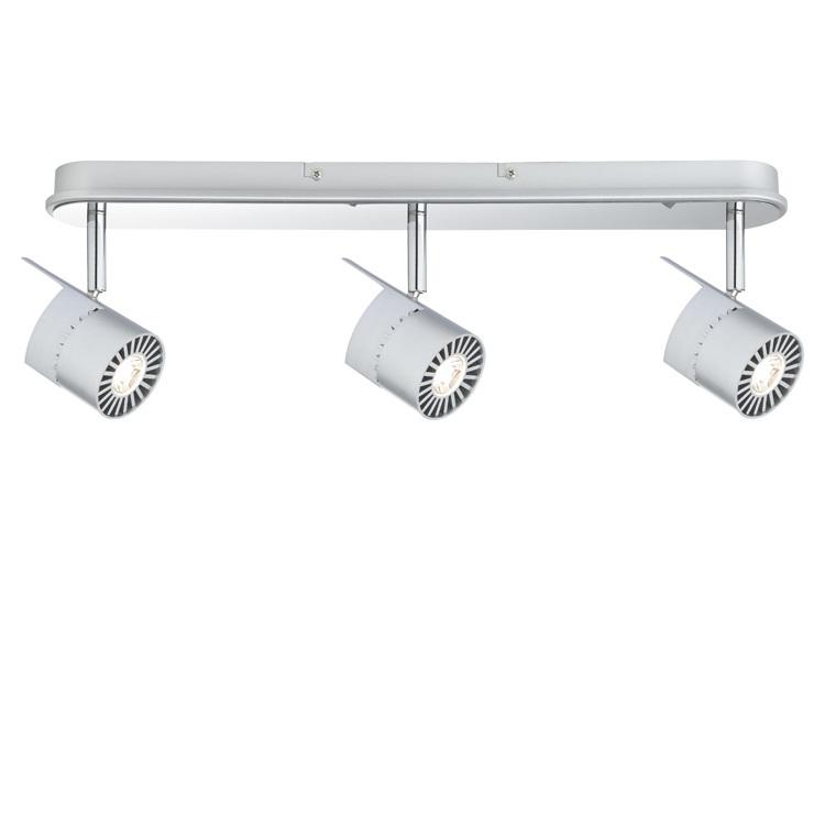 Paulmann Power-LED-Strahler in Chrom-matt inklu...