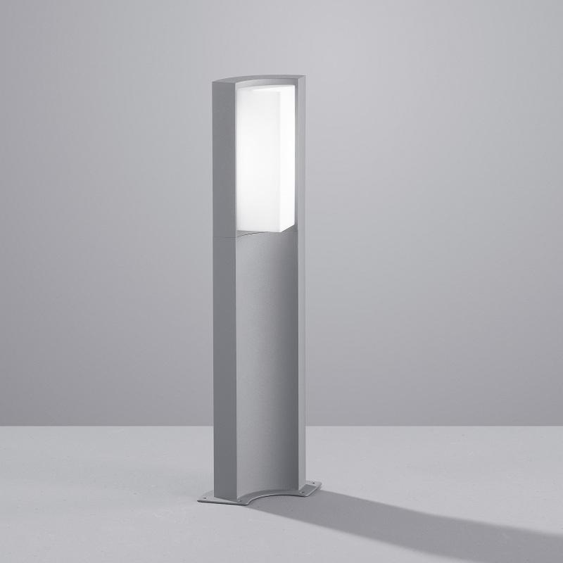 Trio LED-Pollerleuchte Suez 60 cm, in Titan tit...