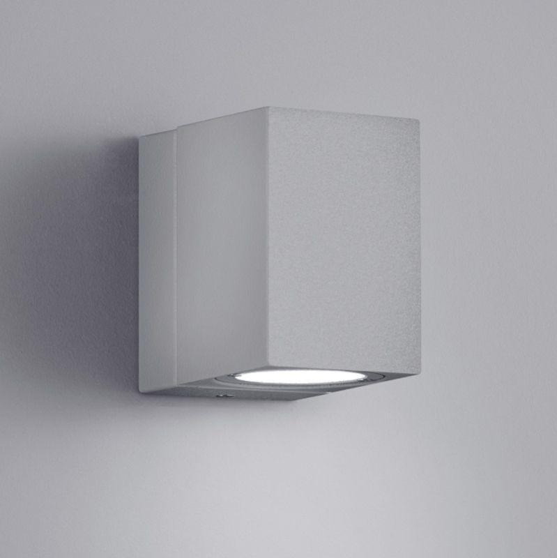 Trio Schwenkbare LED-Aussenwandleuchte Tiber in...