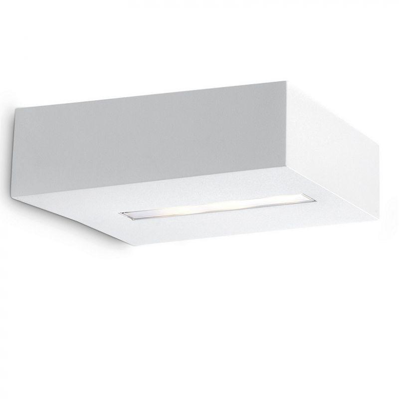 Philips Modern LED-Wandleuchte Aluminium - Weiß...