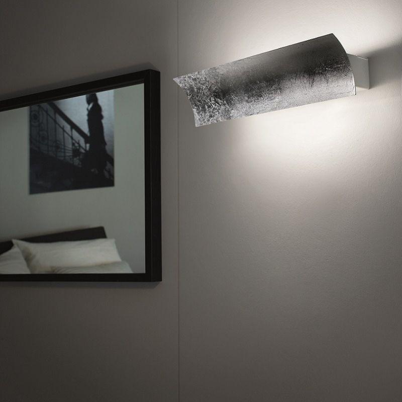 BRAGA Illuminazione Wandleuchte Länge 22cm in B...