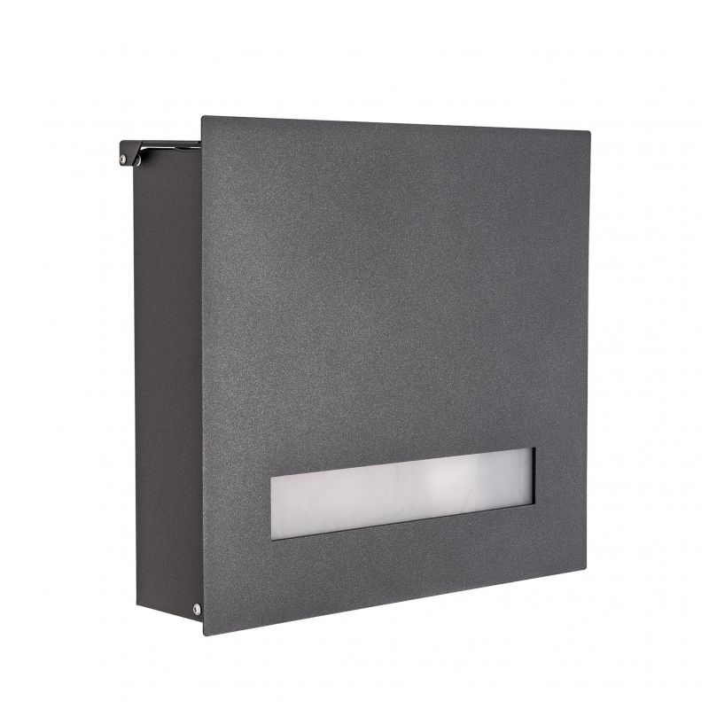 briefkasten anthrazit preisvergleiche. Black Bedroom Furniture Sets. Home Design Ideas