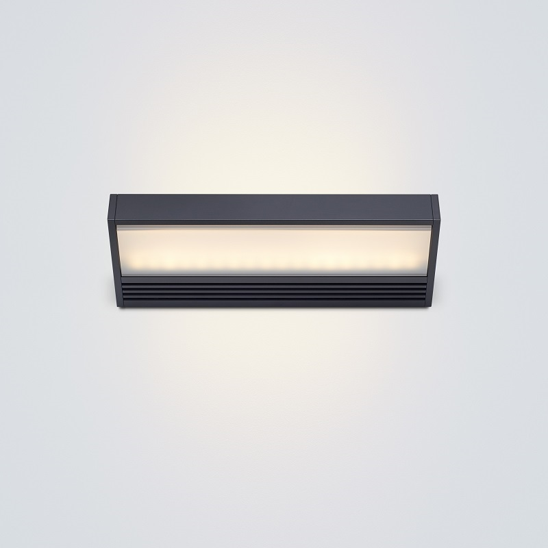 Serien Lighting LED-Wandleuchte SML-LED schwarz...
