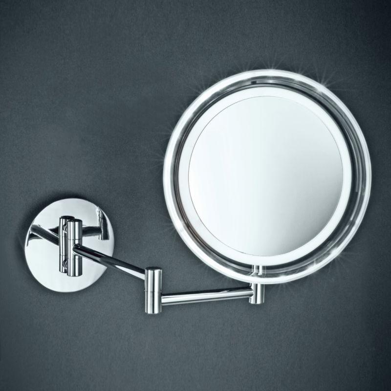 Decor Walther LED-Wand- und Kosmetikspiegel mit...