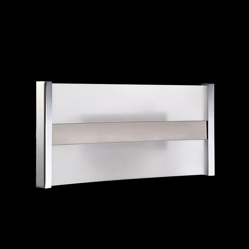 Wofi LED-Wandleuchte Louvre 29 cm, LED 10Watt L...