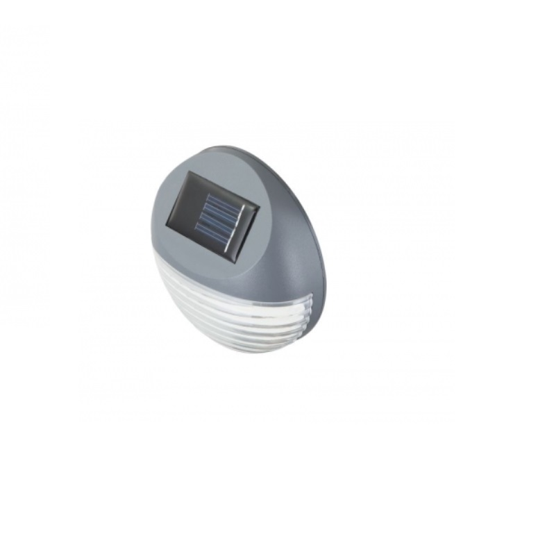 Globo LED Solarleuchte, IP44, hochwertige Verar...