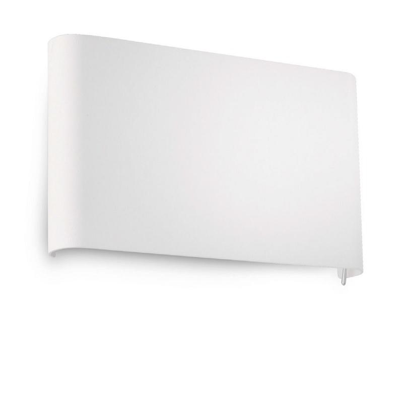 Philips LED-Wandleuchte, Lichtaustritt oben / u...