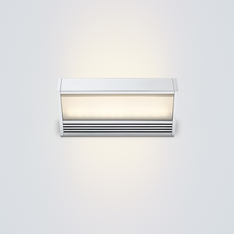 Serien Lighting LED-Wandleuchte SML-LED poliert...