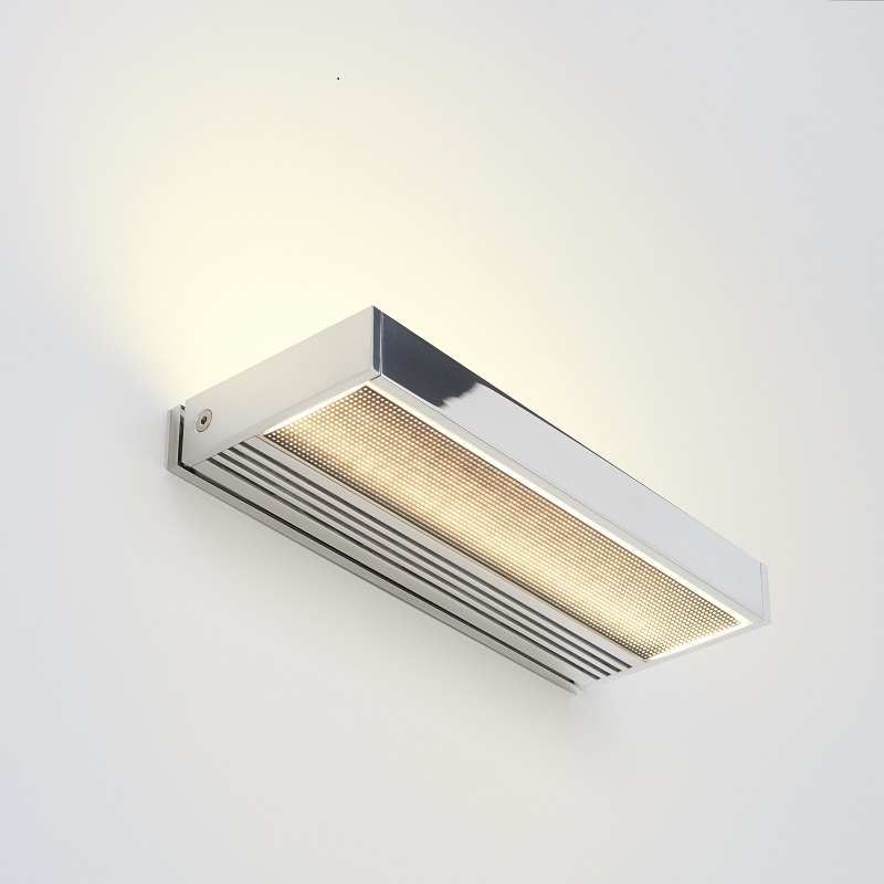 Serien Lighting LED-Wandleuchte Sml poliert mit...