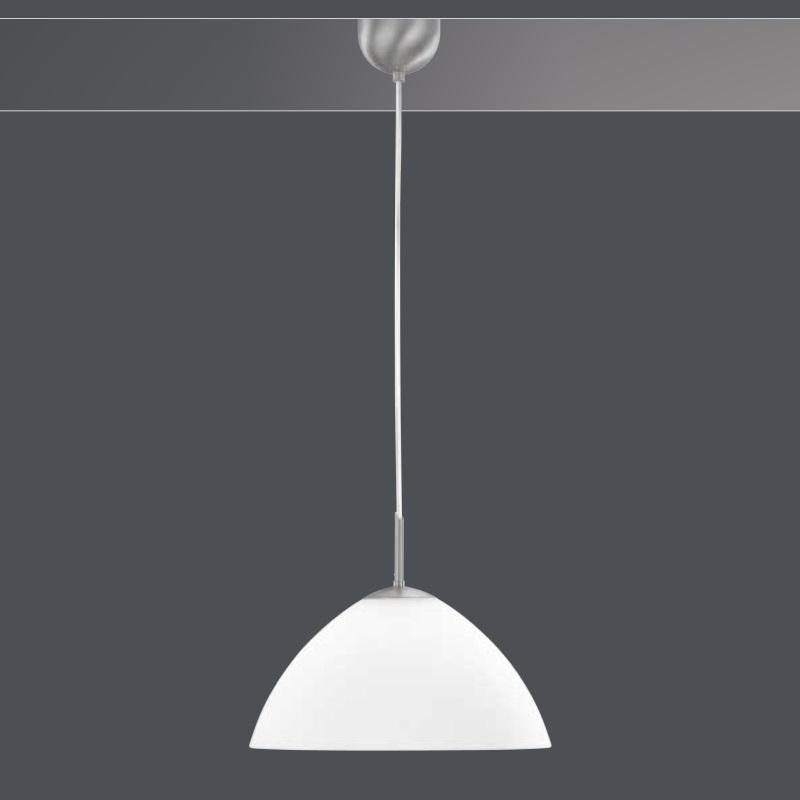 Hufnagel Pendelleuchte mit Glas weiß 32 cm - Au...