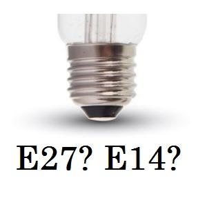 Berühmt E27 und E14: Wofür die gängigen Fassungen stehen   WOHNLICHT XH24