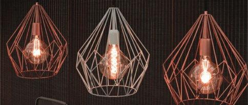 Industrie-Design Leuchten